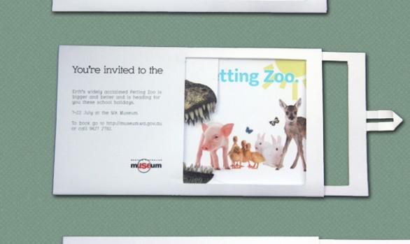 Dinosaur Petting Zoo (concept)